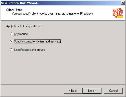 Allowing Norton AntiVirus software LiveUpdate through ISA Server