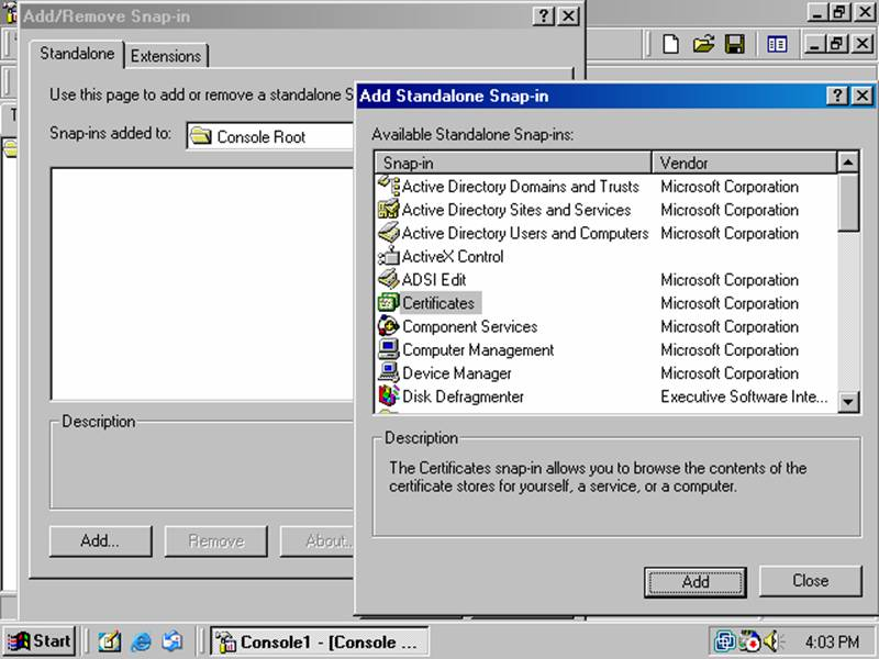 How to Import the Root CA Certificate into Email Client Certificate ...