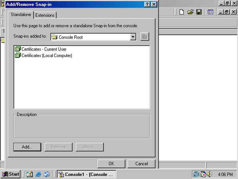 How To Import The Root Ca Certificate Into Email Client Certificate