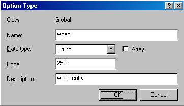 Configuring WPAD Support for ISA Firewall Web Proxy and Firewall Clients