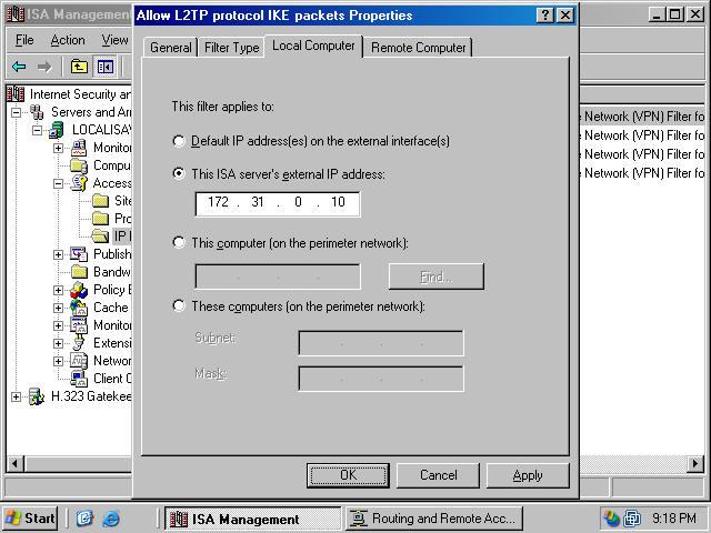 Proxy vpn 8080